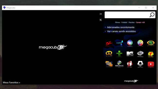 megacubo para android baixaki
