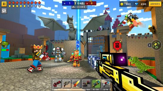 Foto 2 do Pixel Gun 3D