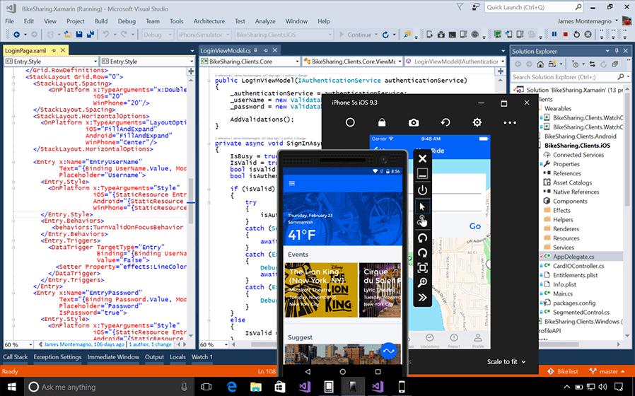 Donwload do Visual Studio 2017 Mac grátis