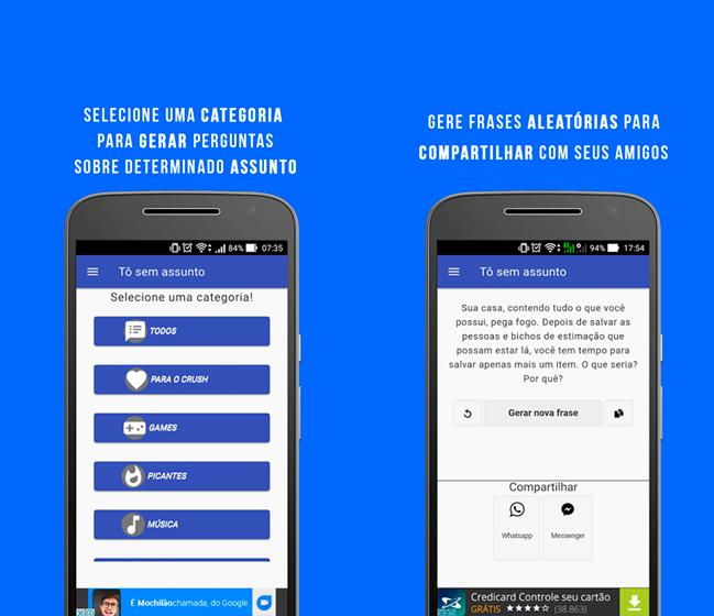 Baixar Tô sem assunto de graça para Android