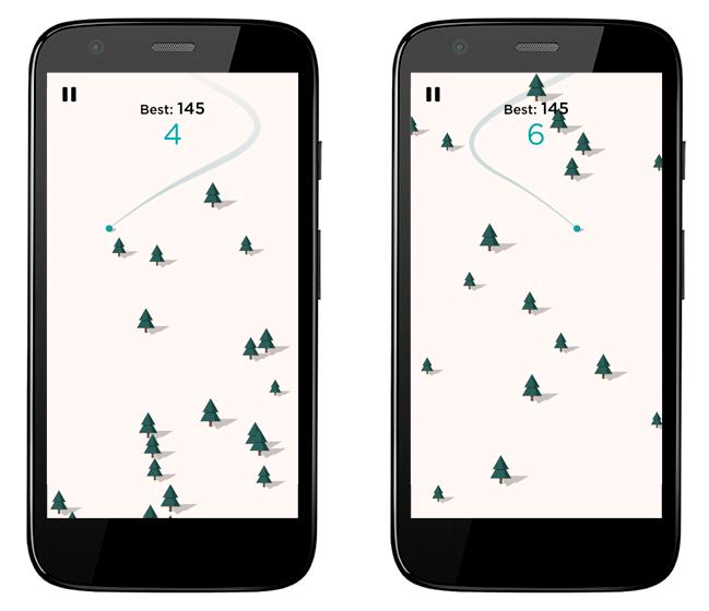Baixar APK de Chilly Snow de graça para Android