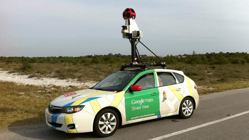 Homem descobre traição pelo Google Street View