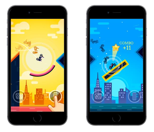 Baixar Motor Hero! de graça para iOS.