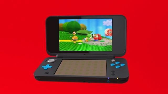 Nintendo anuncia o New Nintendo 2DS XL