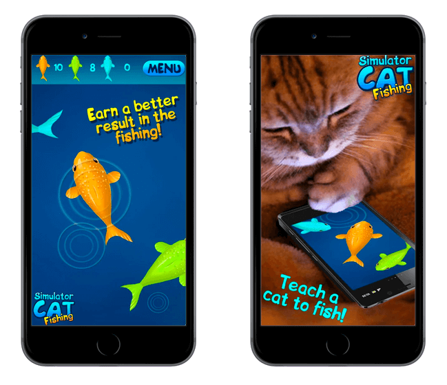 Baixar Simulator Cat Fishing para iOS de graça