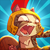 Tap Cats: Idle Warfare para iOS