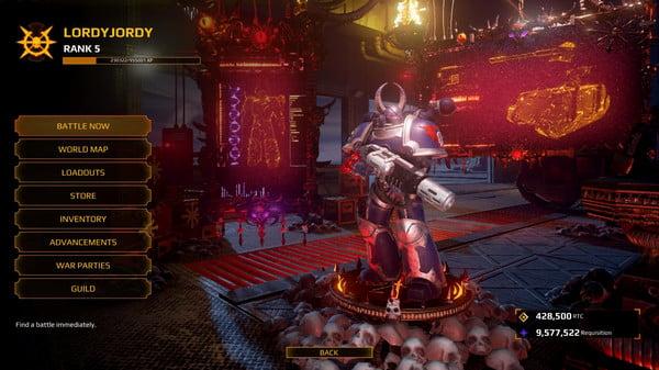 Donwload do jogo Warhammer 40,000: Eternal Crusade grátis