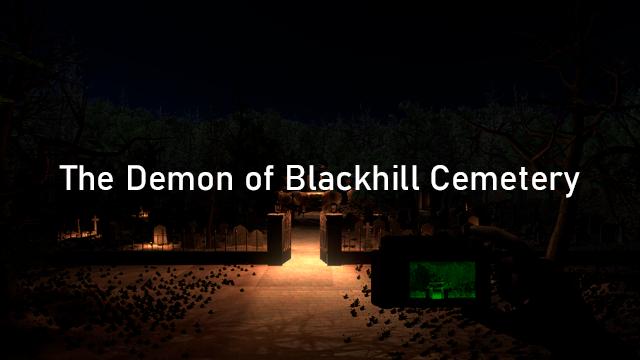 Baixar The Demon of Blackhill Cemetery para Windows