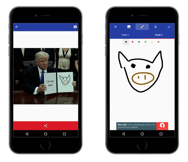 Baixar Donald Draws Executive Doodle de graça para iOS