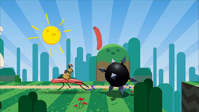 Jogar Pug Riders de graça para navegador
