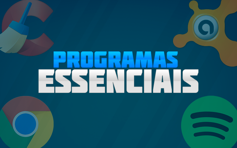 Programas Essenciais 2016 - Windows