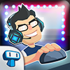 Baixar League of Gamers - Videogame Star Clicker Game