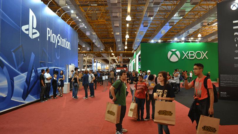 Como comprar ingresso para a Brasil Game Show 2018